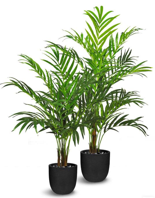 Planteca fait aussi des projets d'aménagement végétal avec des plantes artificielles